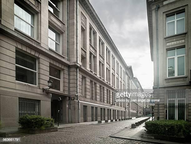 Rue Brederode, Brussels