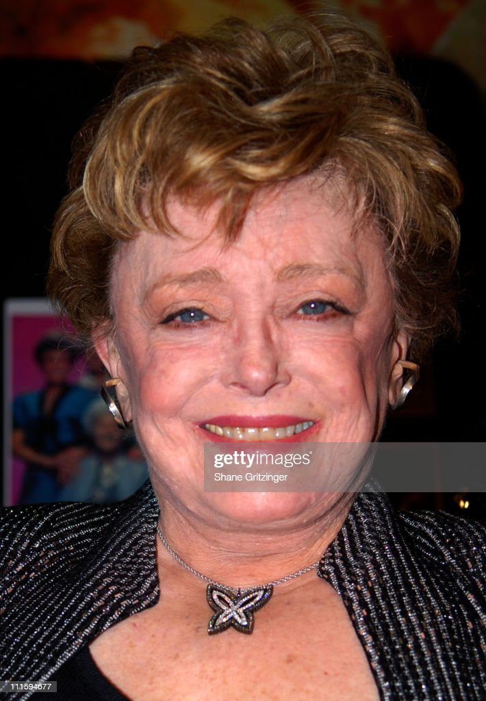 """Rue McClanahan Stops By Barracuda To Promote Her New Autobiography """"My First"""