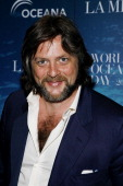 Rufus Albemarle attends the 2008 World Ocean Day hosted by La Mer and Oceana on June 4 2008 at Rockefeller Center in New York