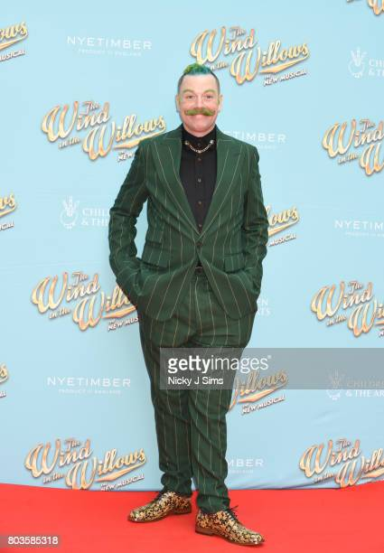 Rufus Hound attends the Gala performance of Wind In The Willows at London Palladium on June 29 2017 in London England
