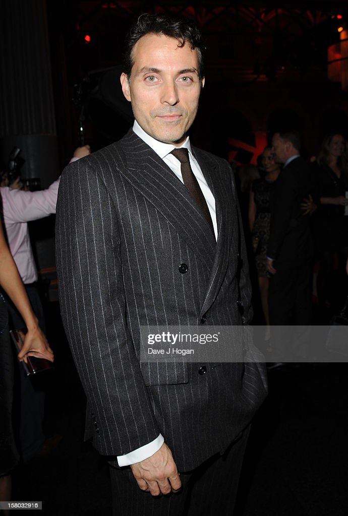 Rufus Sewell attends the British Independent Film Awards at Old Billingsgate in London on December 9, 2012 in London, England.