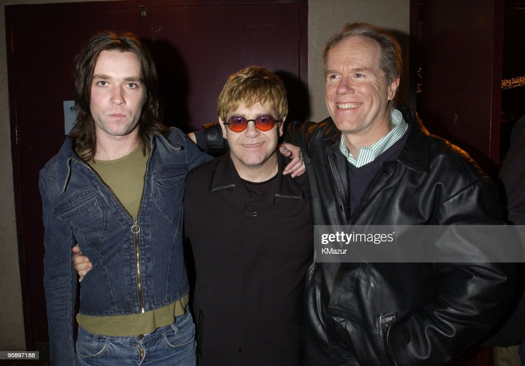 "Elton John Hosts ""The Concert...20 Years with AIDS"" to benefit APLA  - Backstage"