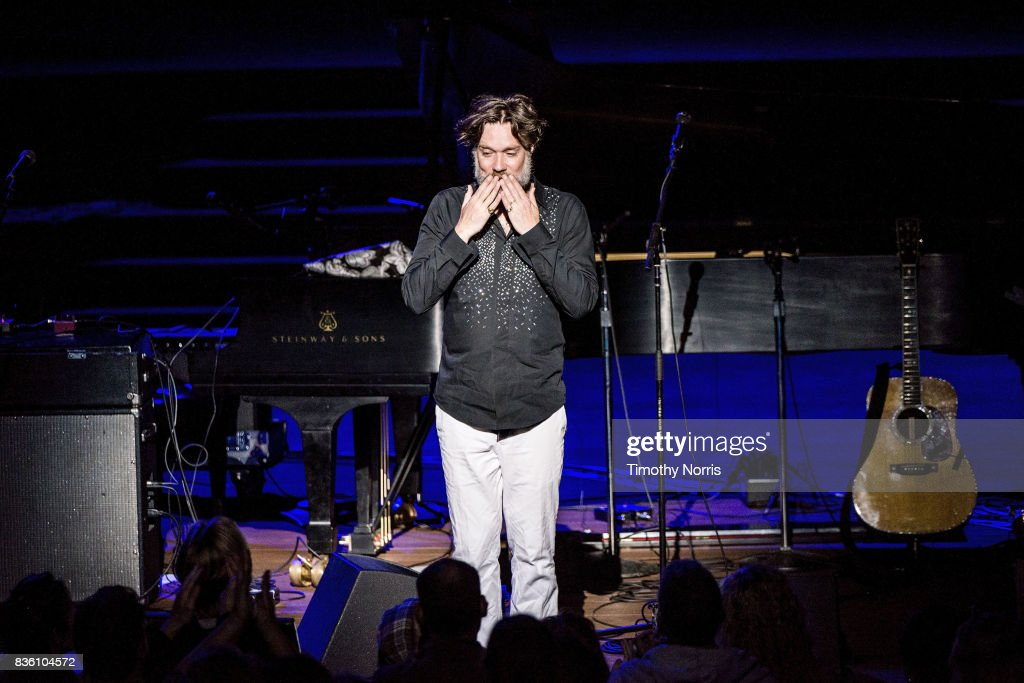 Rufus Wainwright performs at Ford Theatre on August 20, 2017 in Hollywood, California.