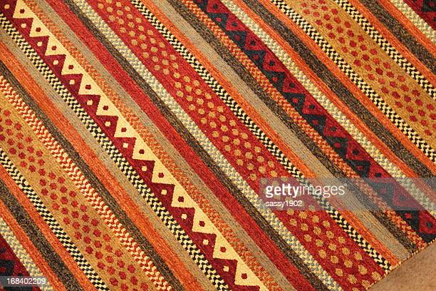 Rug Blanket Southwestern Mexican