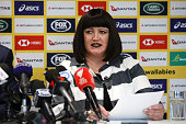 AUS: Rugby Australia Press Conference