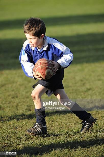 rugby boy side