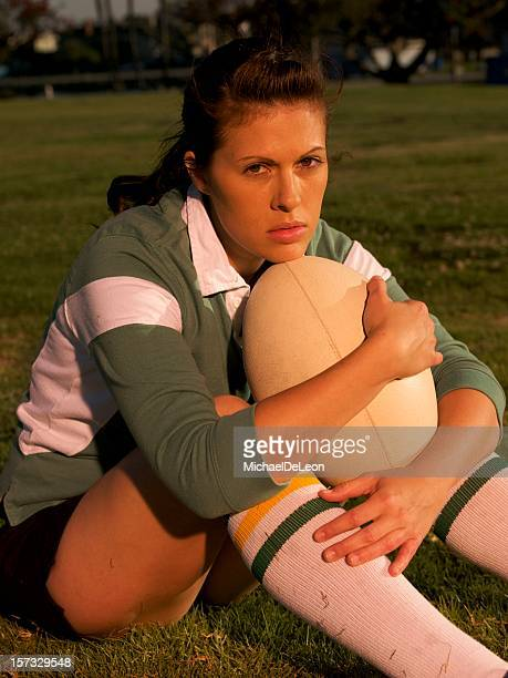 Rugby Football Player
