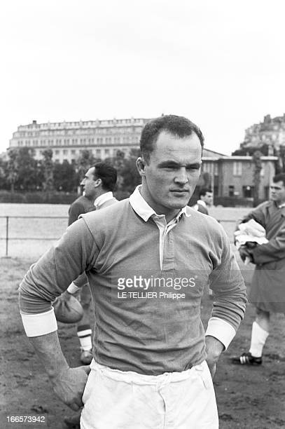Rugby France A France B Selection For The Tour In New Zealand Le 14 juin 1961 l'équipe du XV de France de rugby va disputer le tournoi des Cinq...