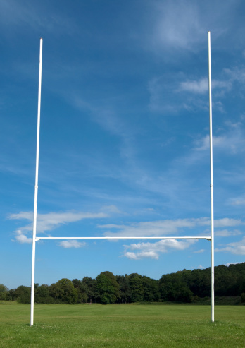 Rugby Pitch Stock Photos And Pictures Getty Images