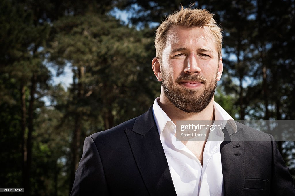 Rugby league player <a gi-track='captionPersonalityLinkClicked' href=/galleries/search?phrase=Chris+Robshaw&family=editorial&specificpeople=2375303 ng-click='$event.stopPropagation()'>Chris Robshaw</a> is photographed for the Observer on June 11, 2015 in Twickenham, England.