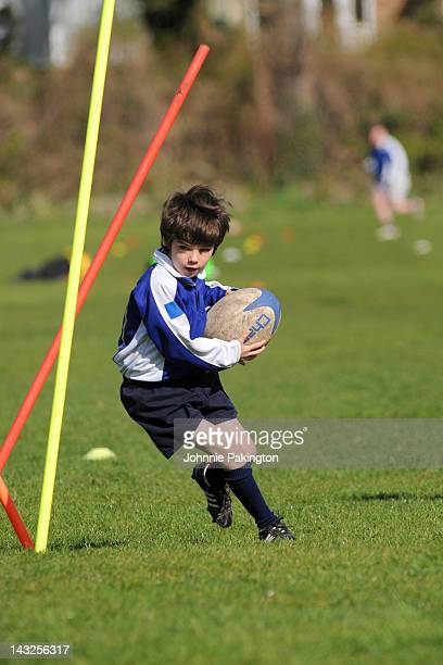 Rugby obstacles