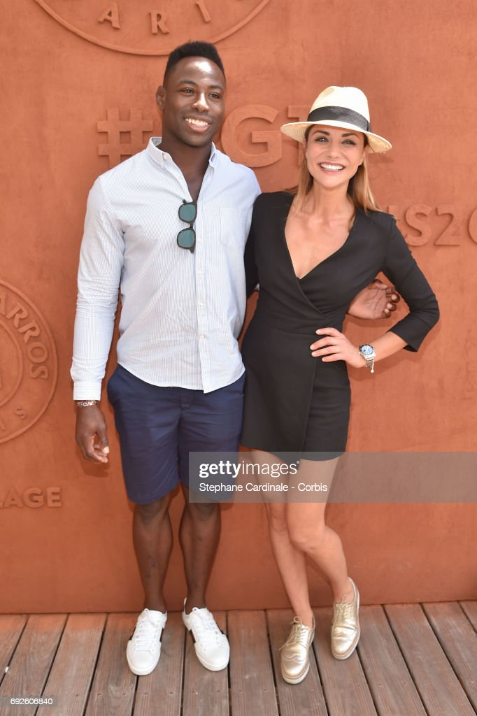 Celebrities At 2017 French Open - Day Nine