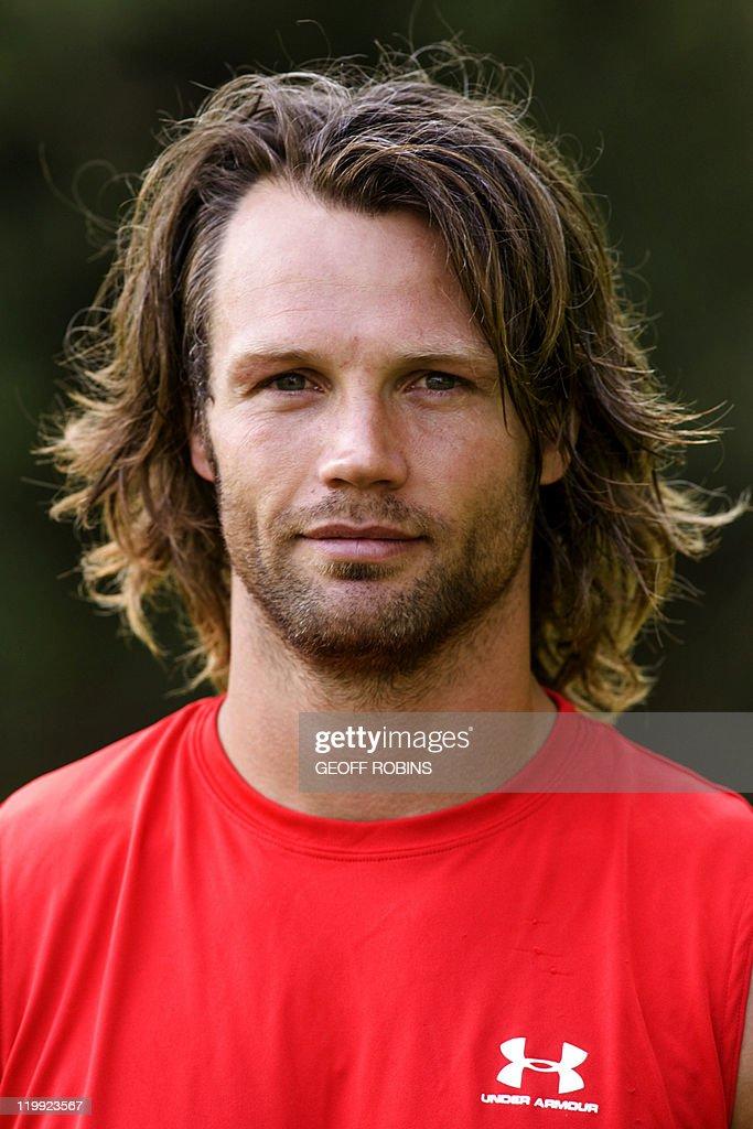 Rugby player <b>Morgan Williams</b> of Team Canada is pictured 30 August 2007 in ... - rugby-player-morgan-williams-of-team-canada-is-pictured-30-august-in-picture-id119923567