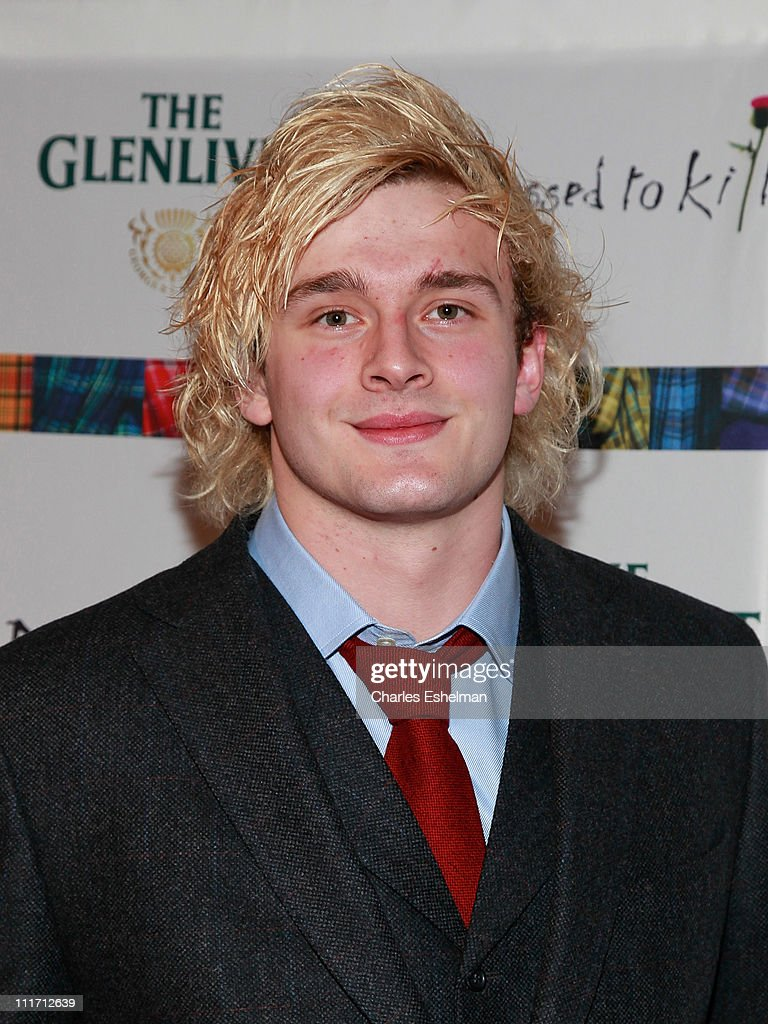 Rugby player <a gi-track='captionPersonalityLinkClicked' href=/galleries/search?phrase=Richie+Gray+-+Rugby+Player&family=editorial&specificpeople=5907993 ng-click='$event.stopPropagation()'>Richie Gray</a> attends the 9th Annual Dressed To Kilt Benefit at Hammerstein Ballroom on April 5, 2011 in New York City.