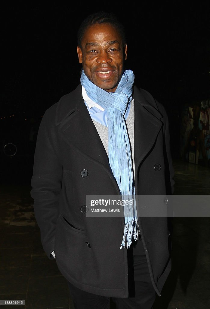 Rugby player <a gi-track='captionPersonalityLinkClicked' href=/galleries/search?phrase=Serge+Betsen&family=editorial&specificpeople=239034 ng-click='$event.stopPropagation()'>Serge Betsen</a> attends the Laureus Welcome Party as part of the Laureus World Sports Awards 2012 at the OXO Tower on February 5, 2012 in London, England.