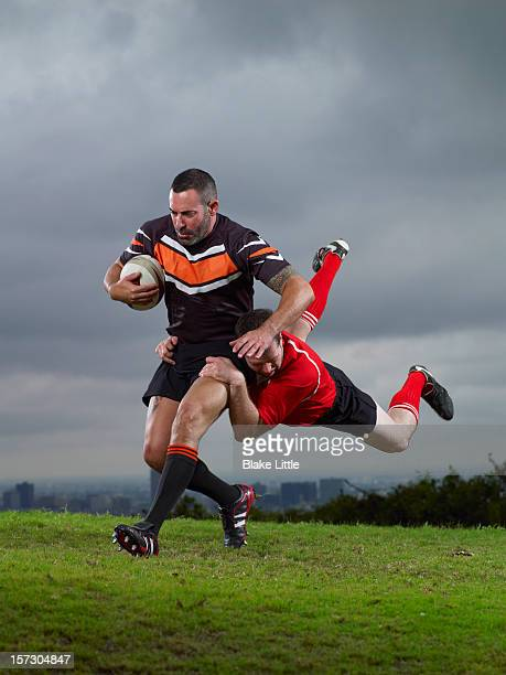 Rugby Tackle.
