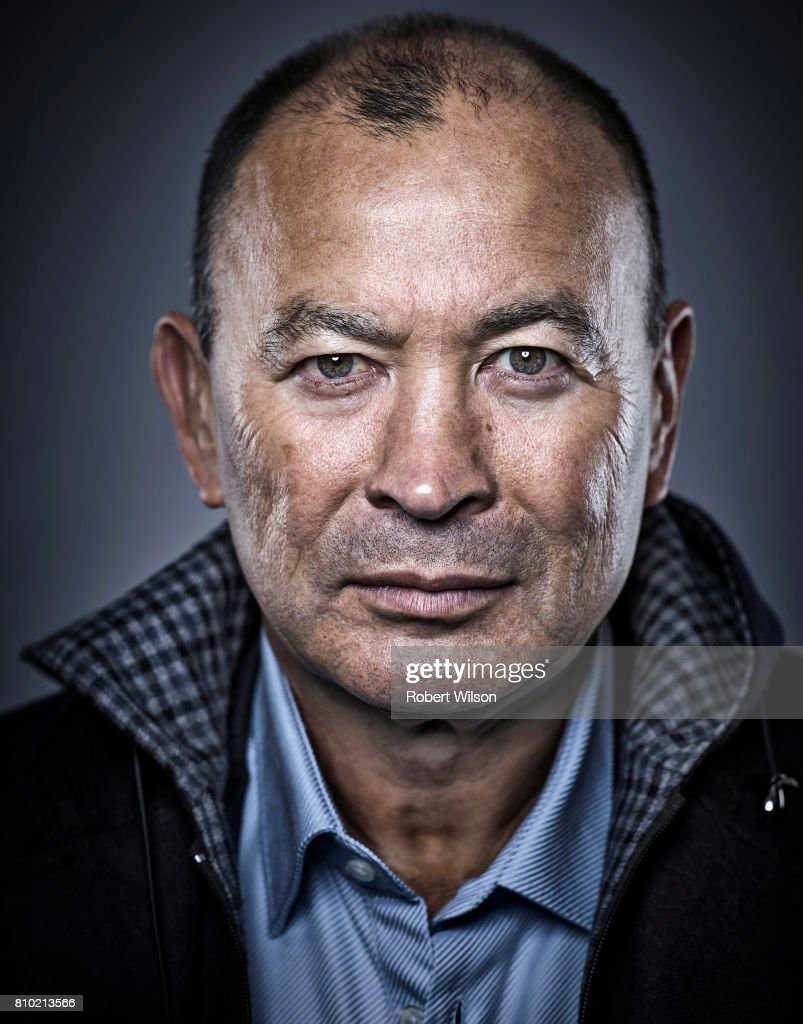 Eddie Jones, Times magazine UK, January 28, 2017