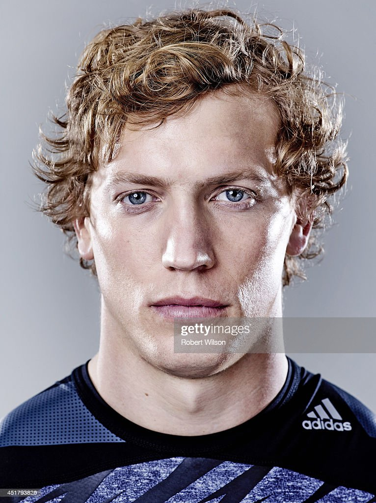 Rugby union player Billy Twelvetrees is photographed for the Sunday Times on January 17, 2014 in Gloucester, England.
