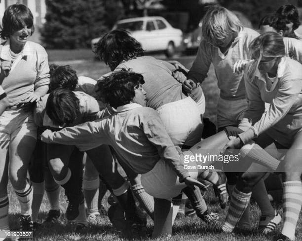 APR 30 1977 MAY 4 1977 MAY 11 1977 Rugby Women