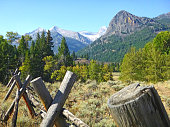 Located between MacKay and Sun Valley Idaho, you'll find hundreds and hundreds of acres of rugged Cattle Country.