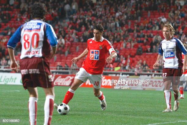 Rui Costa Benfica / Leiria Championnat du Portugal