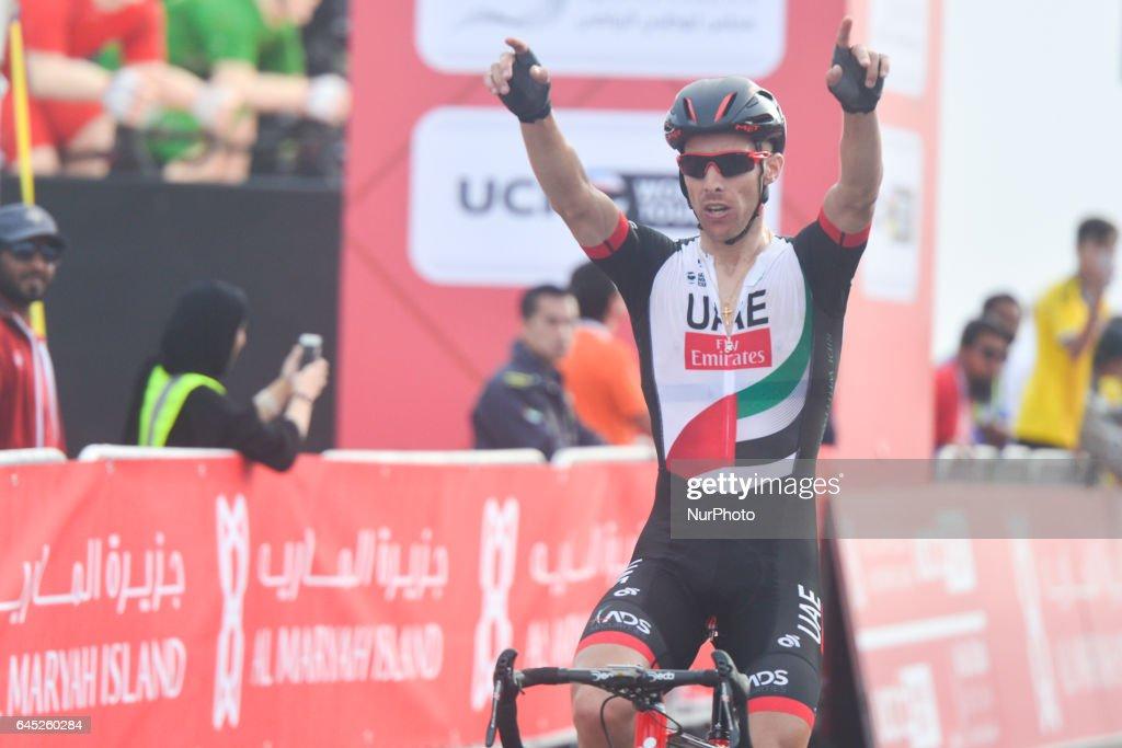 3rd Abu Dhabi Tour 2017 - Stage Three