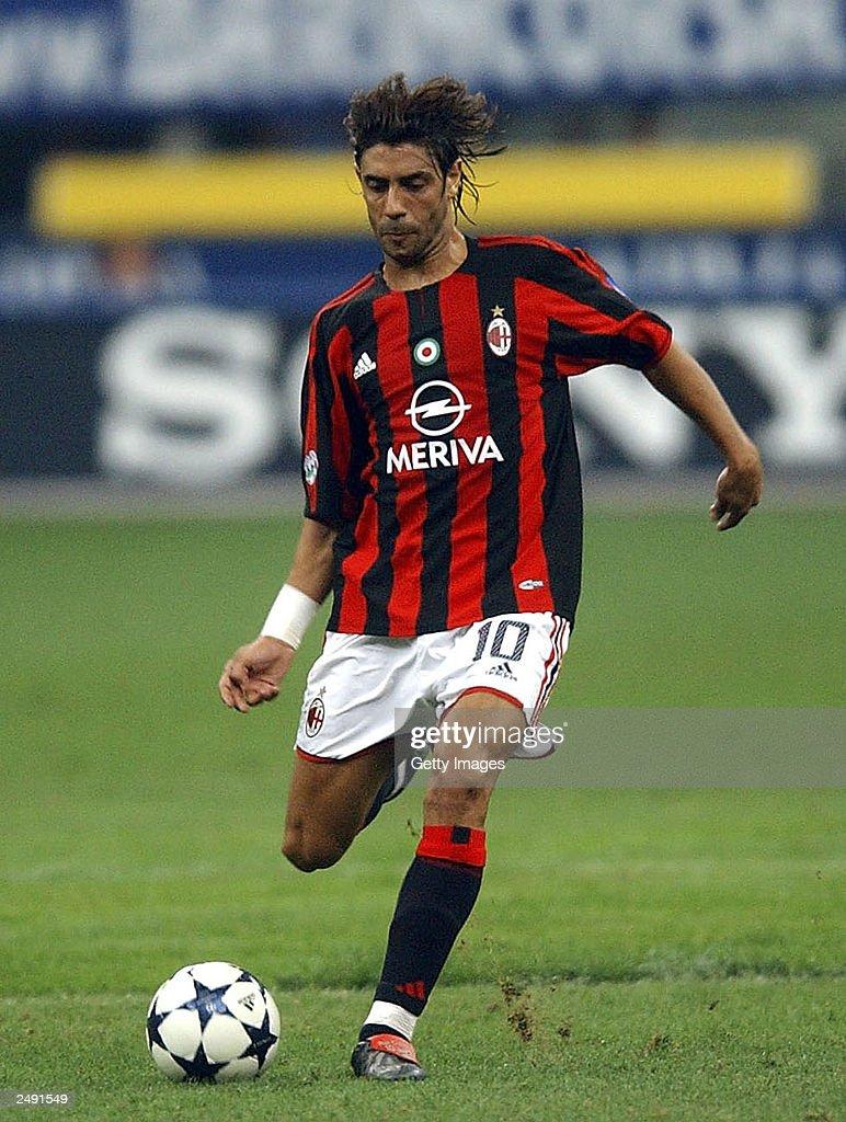 s et images de AC Milan v Bologna