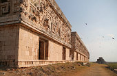 """""""The Governor's Palace at the ancient Mayan ruins at Uxmal in Yucatan province, Mexico.Also in this series -"""""""