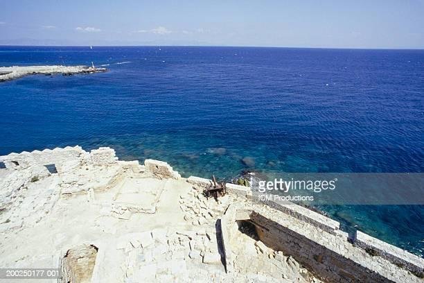 Ruins, Marmaris, Turkey