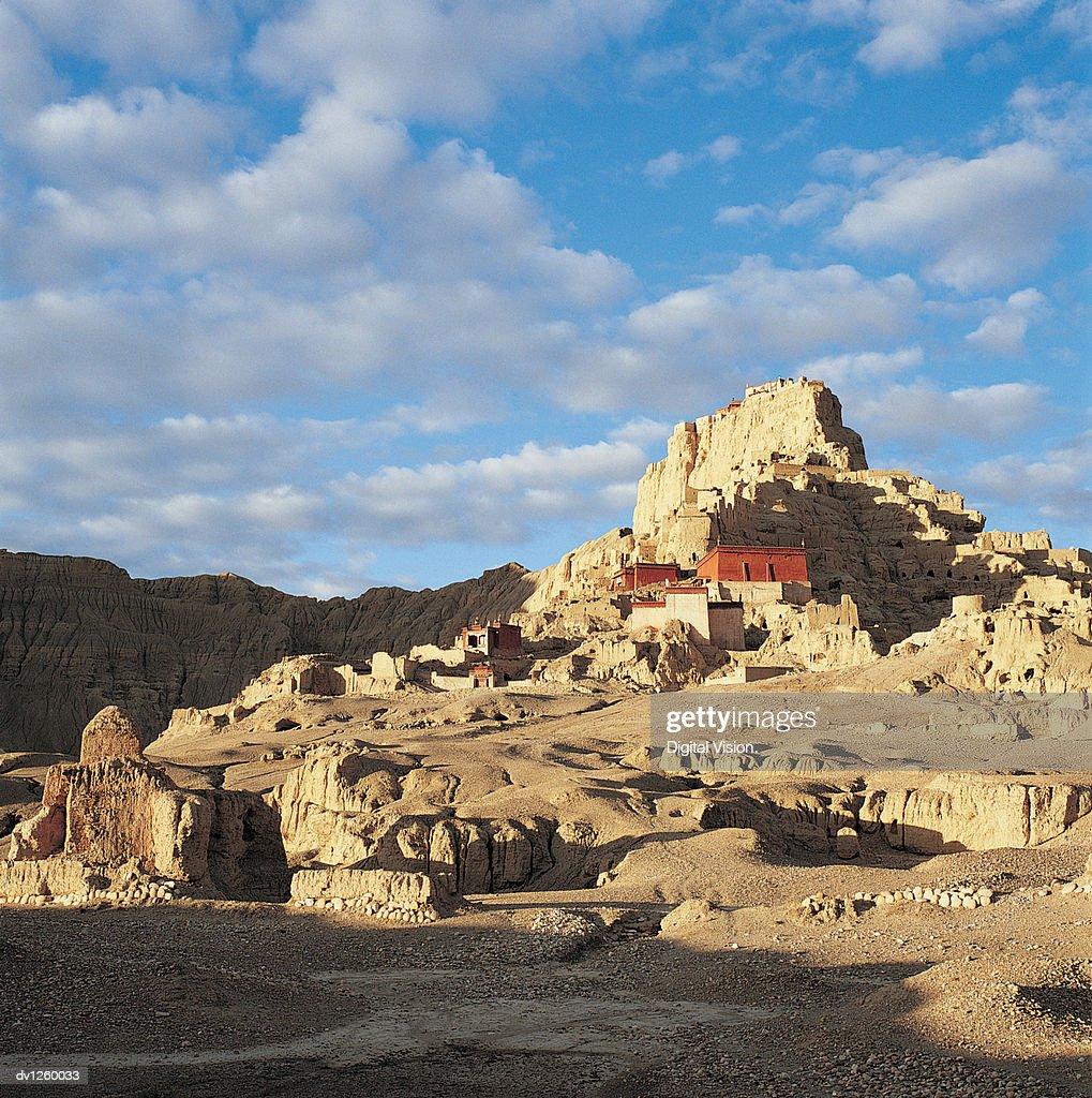 Ruins of Guge, Ngari, Tibet