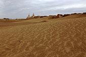 Ruins of Khara Khoto, Gobi, Inner Mongolia, China