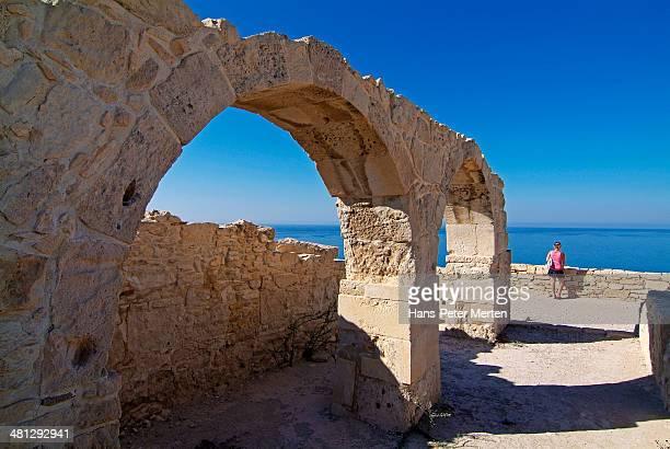 Ruins of Kourion, Cyprus