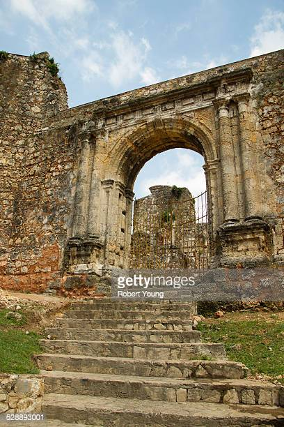 Ruins of Monasterio de San Francisco