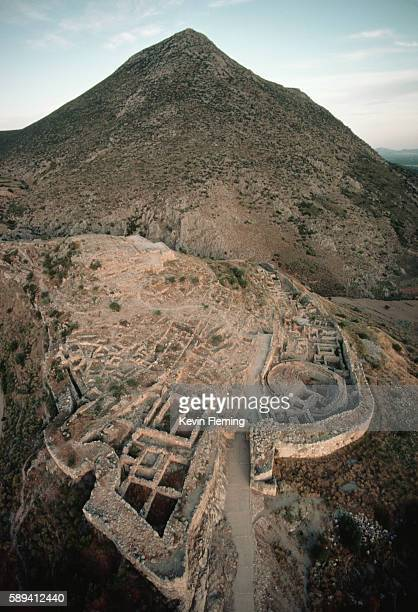 Ruins of Mycenae Citadel