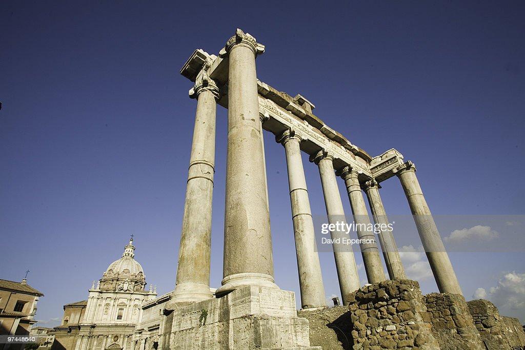 Ruins of Roman Forum