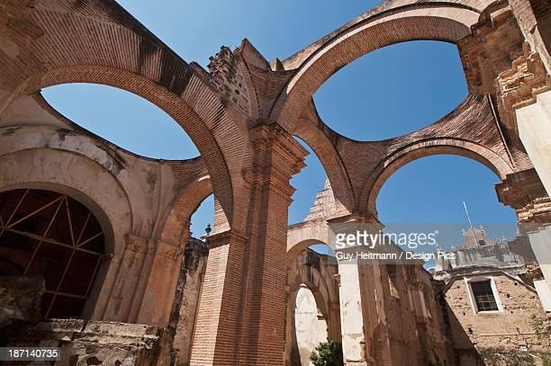 Ruins Of Saint Joseph Cathedral