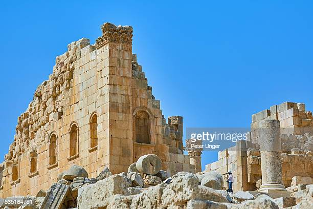 Ruins of the Ancient City of Jerash