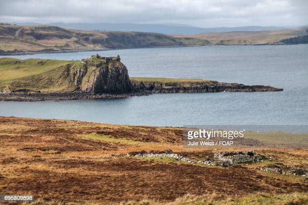 Ruins on the isle of Skye