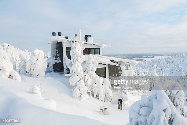 Ruka Peak Hotel, Ruka Ski Centre, Kuusamo, Lapland