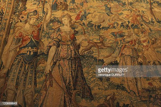 Ruks museum Queen and huntress chaste and fair in Amsterdam Netherlands The Rijksmuseum's Diana tapestries In 2006 the Rijksmuseum in Amsterdam...