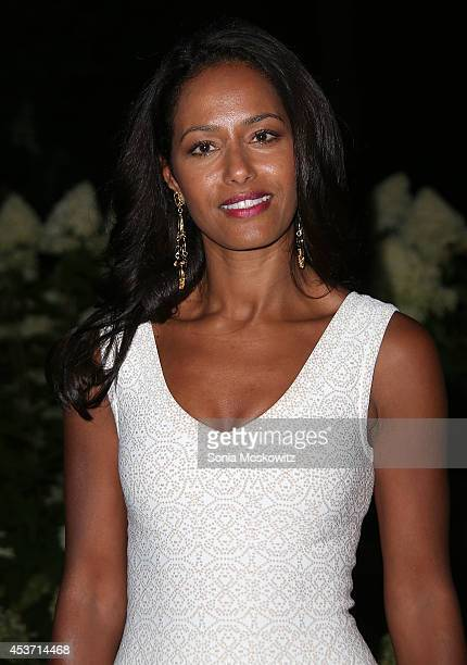 Rula Jebreal Stock Photos and Pictures