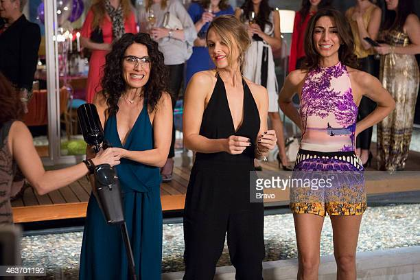 GIRLFRIENDS' GUIDE TO DIVORCE 'Rule Know When It's Time To Move On' Episode 113 Pictured Lisa Edelstein as Abby Beau Garrett as Phoebe Necar Zadegan...