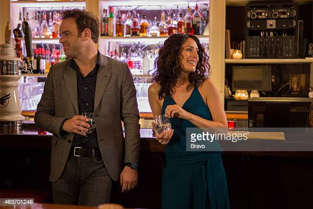 GIRLFRIENDS' GUIDE TO DIVORCE 'Rule Know When It's Time To Move On' Episode 113 Pictured Paul Adelstein as Jake Lisa Edelstein as Abby