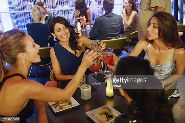 GIRLFRIENDS' GUIDE TO DIVORCE 'Rule When In Doubt Run Away' Episode 106 Pictured Beau Garrett as Phoebe Lisa Edelstein as Abby Necar Zadegan as Delia
