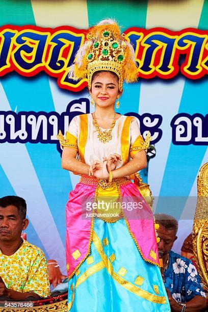 Rum thai dance