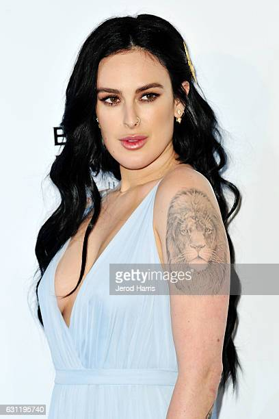 Rumer Willis arrives at The Art of Elysium presents Stevie Wonder's HEAVEN Celebrating the 10th Anniversary at Red Studios on January 7 2017 in Los...