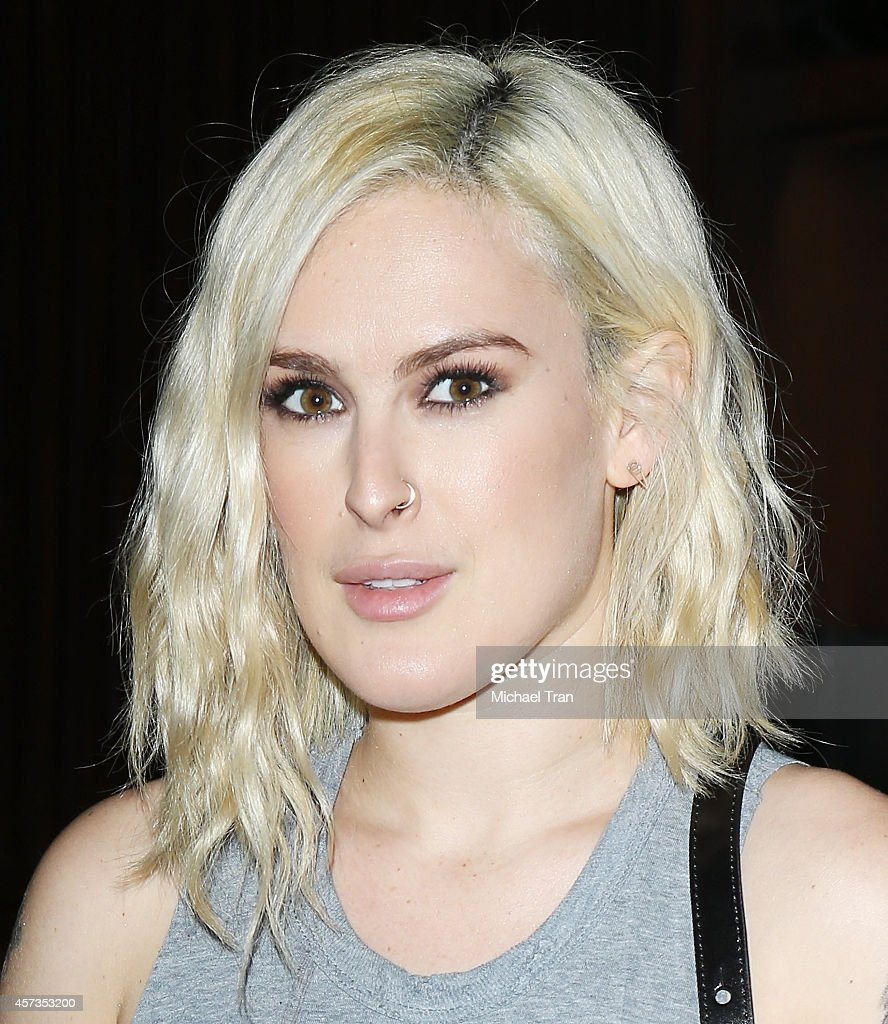 Rumer Willis attends the Kelsi Dagger Limited Edition Collaboration and Spring Collection reveal held at The Well on October 16 2014 in Los Angeles...
