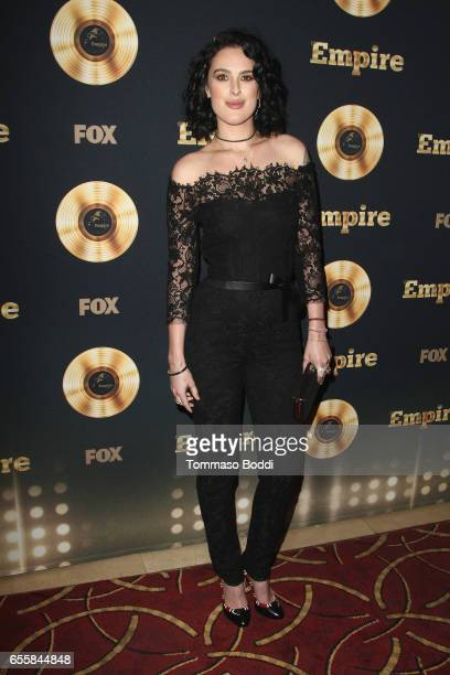 Rumer Willis attends the Spring Premiere Of FOX's 'Empire' at Pacific Theatres at The Grove on March 20 2017 in Los Angeles California