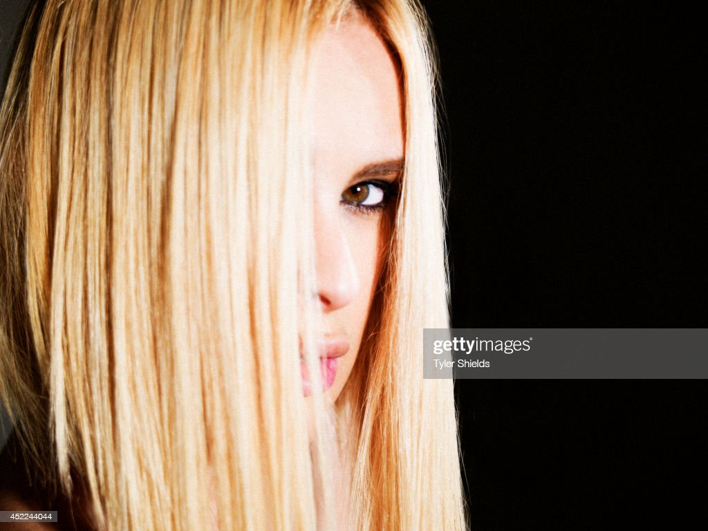 Rumer Willis is photographed for Self Assignment on July 12, 2014 in Los Angeles, California.