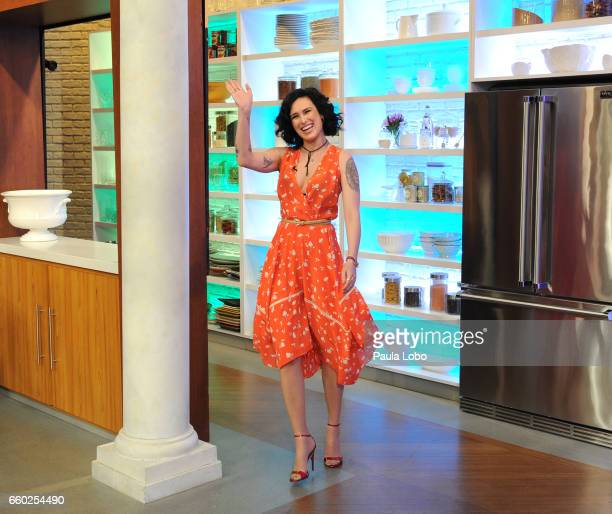 THE CHEW Rumer Willis is the guest on 'The Chew' Wednesday March 29 2017 'The Chew' airs MONDAY FRIDAY on the ABC Television Network WILLIS